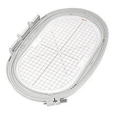 BERNINA Bernina Embroidery Hoop Large Oval 145x255mm
