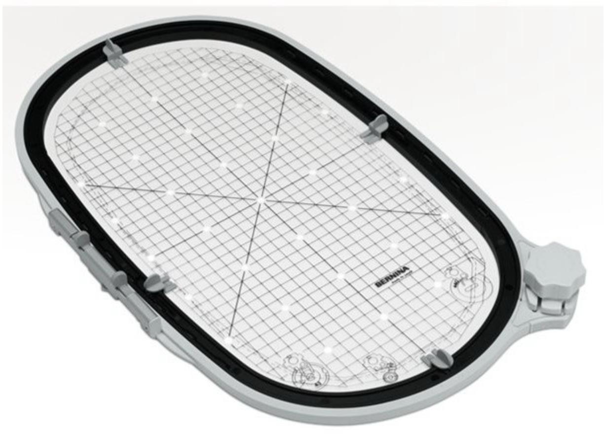 BERNINA Bernina Embroidery Hoop Maxi for 7 Series 210x400mm / 8.25''x15.75''