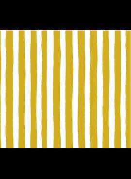 FIGO Garden of Jubilee by FIGO Stripes Yellow