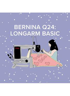 Modern Domestic Q 24 Longarm Basic, Wednesday & Thursday, November 10th & 11th, 10:30 AM - 12:30 PM