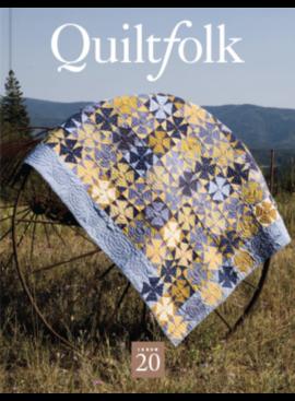 Quiltfolk Quiltfolk Magazine Issue 20 Idaho