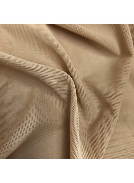 KenDor Recycled Nylon Spandex Mesh Pale Nude