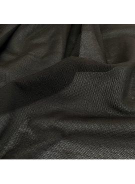 KenDor Recylcled Nylon Spandex Mesh Black