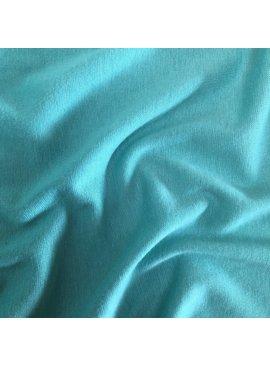 KenDor Bamboo Cotton Stretch 1X1 Rib Knit Bali Hai