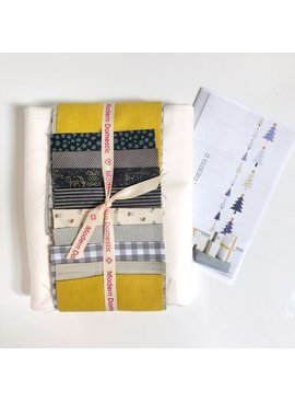 Modern Domestic Those Trees Quilt Kit - Throw Size