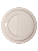 WHT SILICONE LATTE MG LID