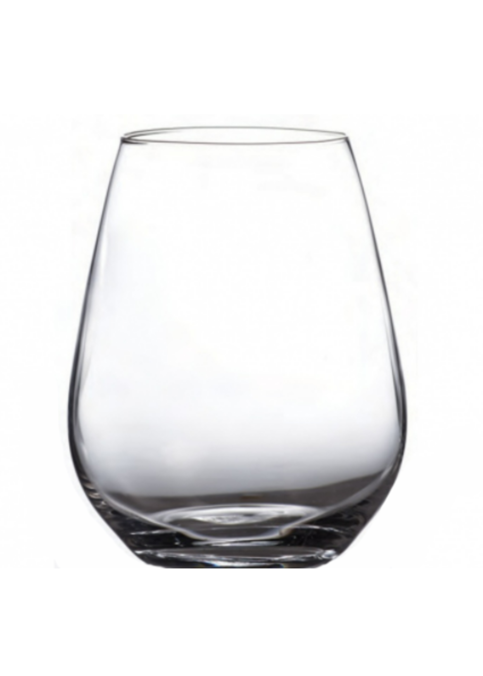 Glass Stemless Wine Glasses