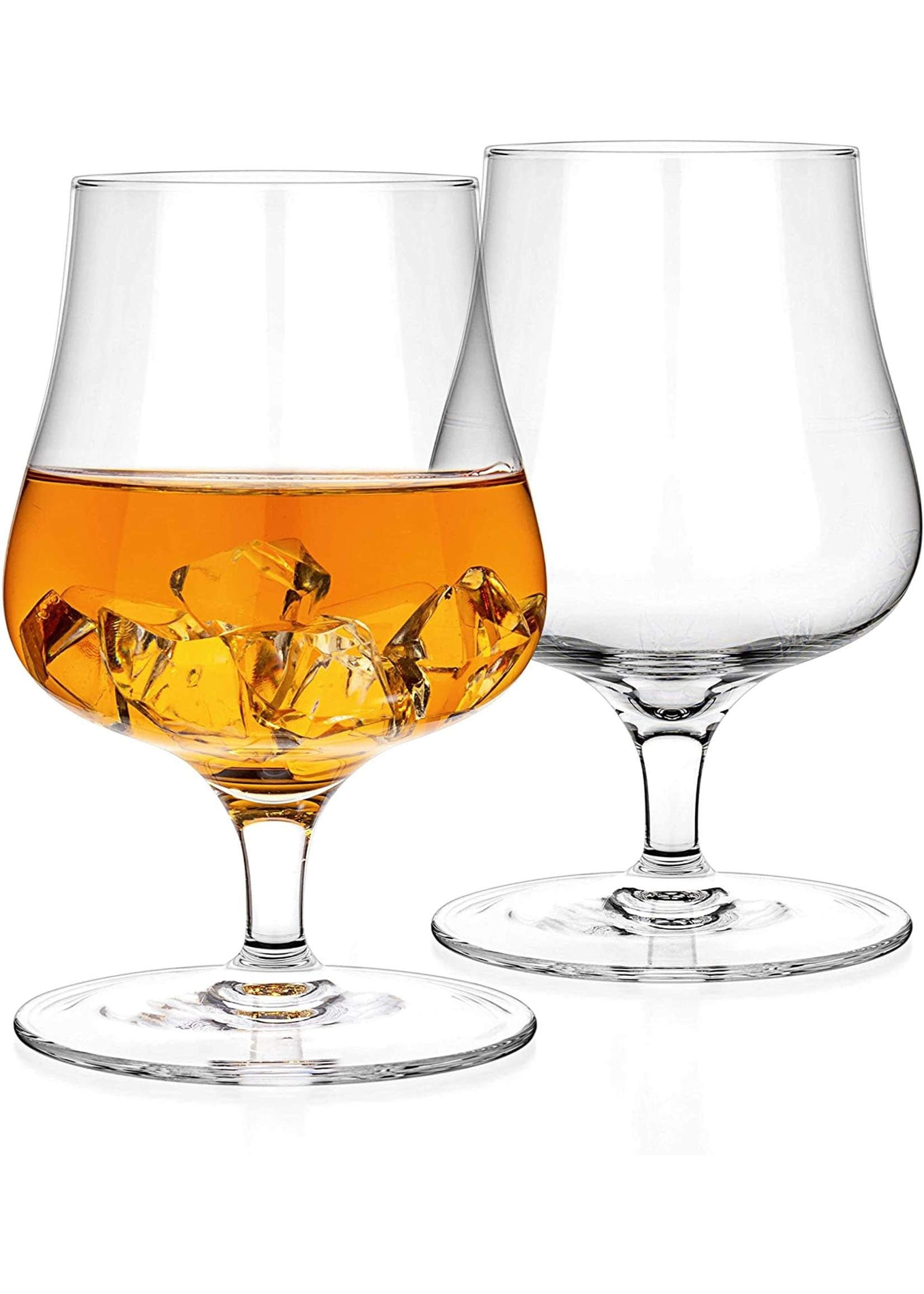 Luxbe - Cognac Brandy Crystal Glass