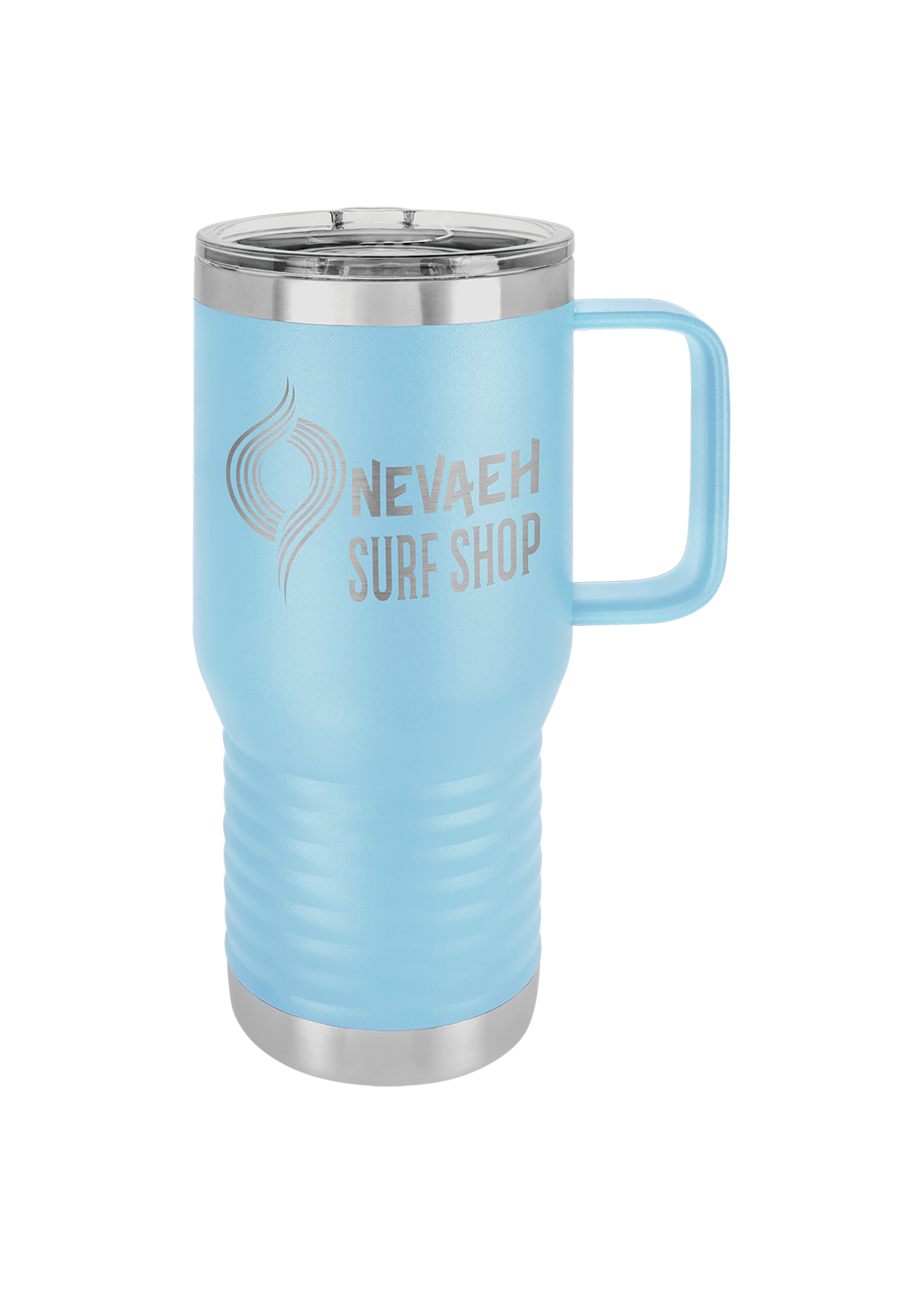 Polar Camel 20 oz Stainless Steel Travel Mug with Slider Lid