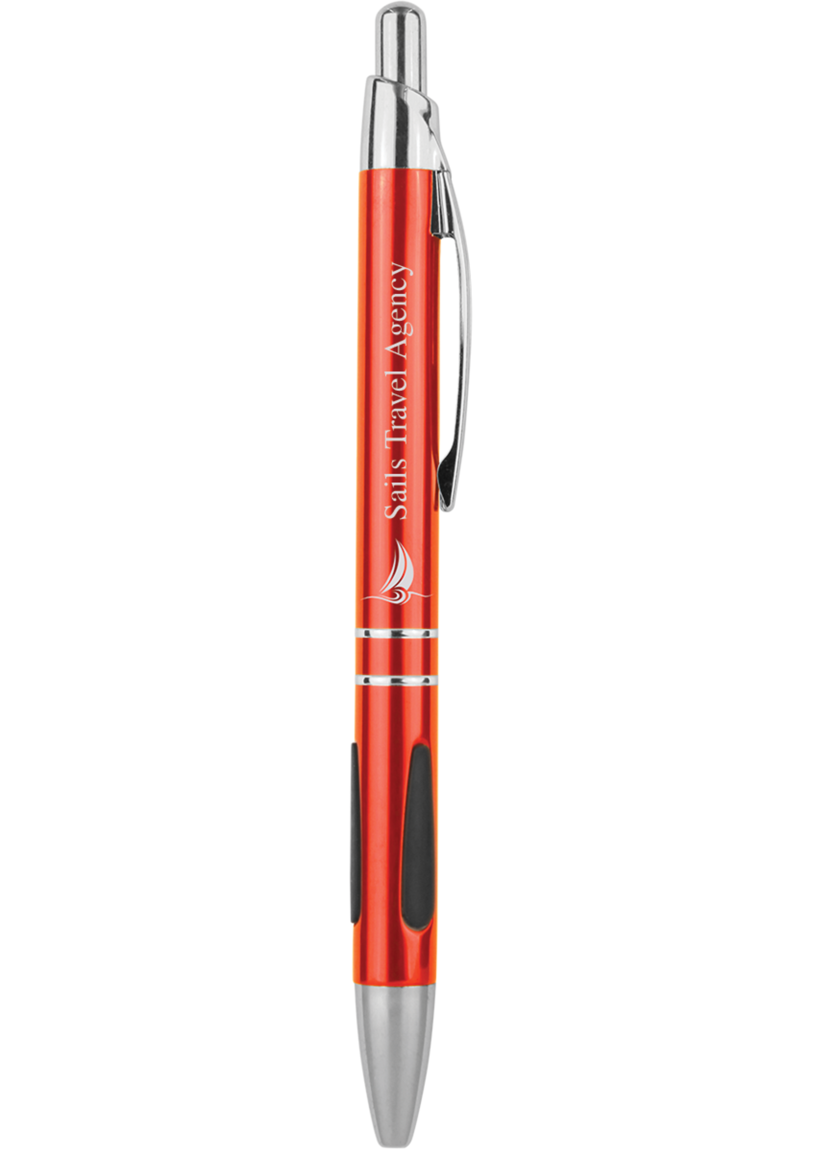 Laserable Pen with Gripper