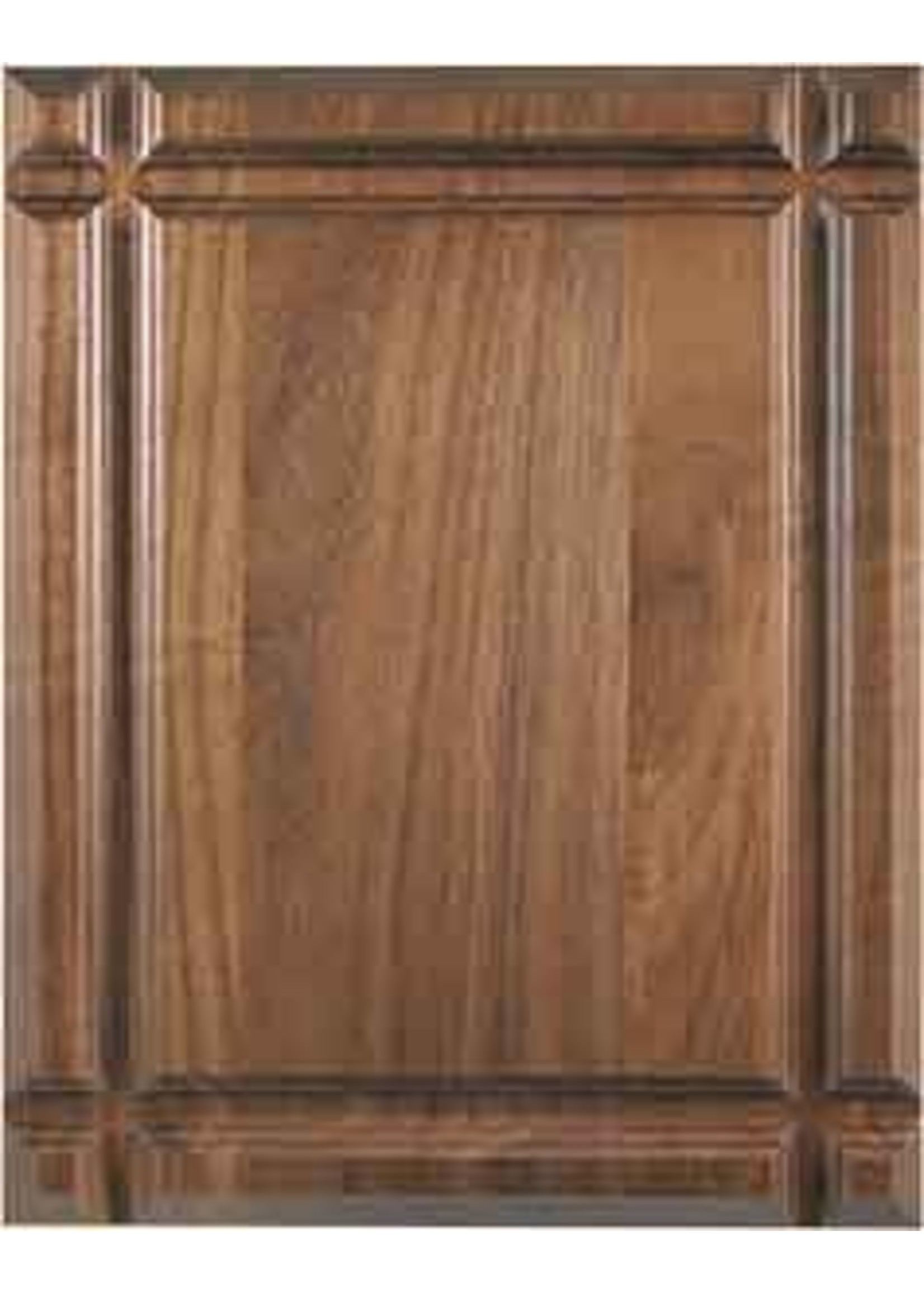 Genuine Walnut Grooved Face