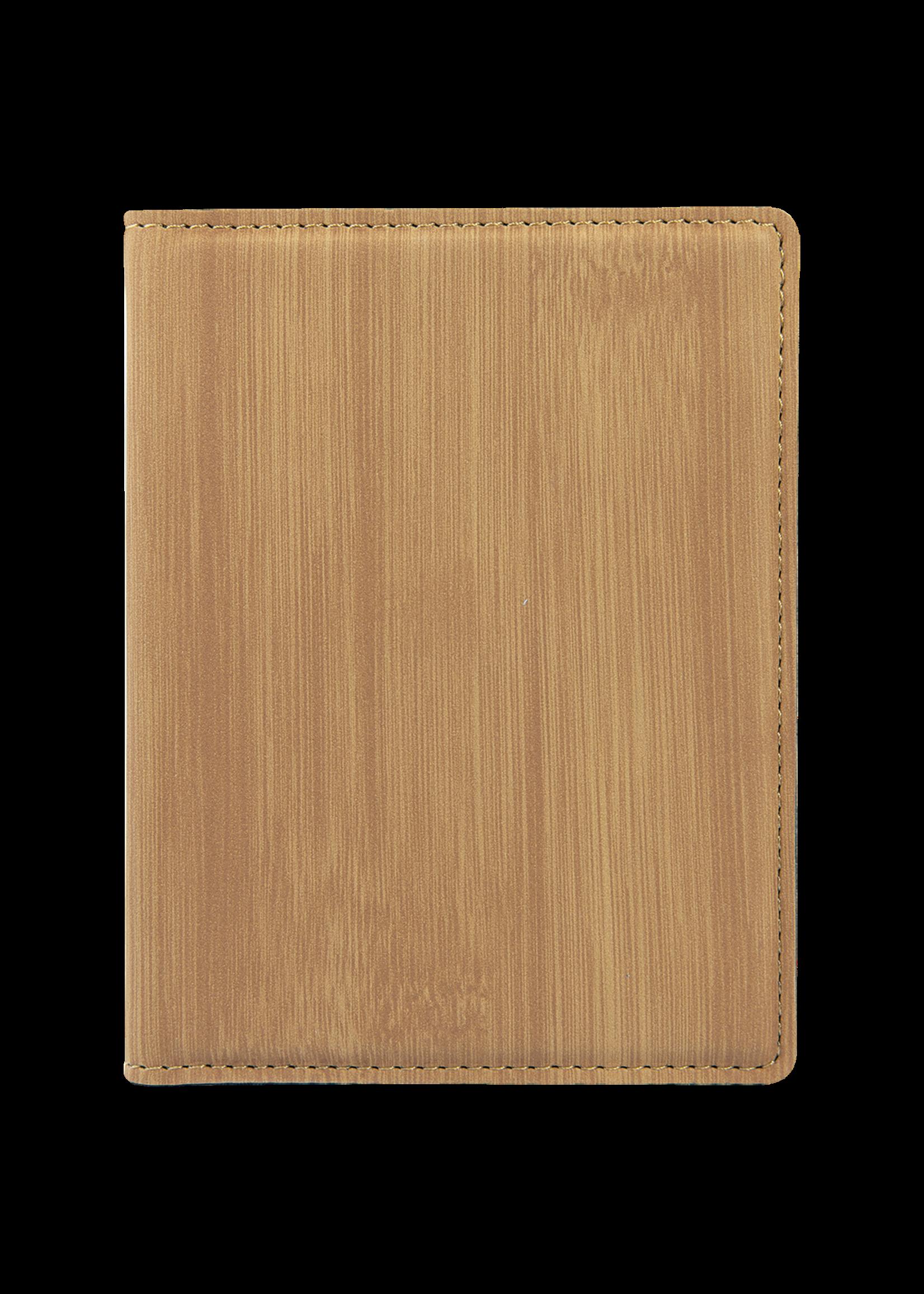 "Leatherette Passport Holder 108mm x 140mm (4.25x5.5"")"