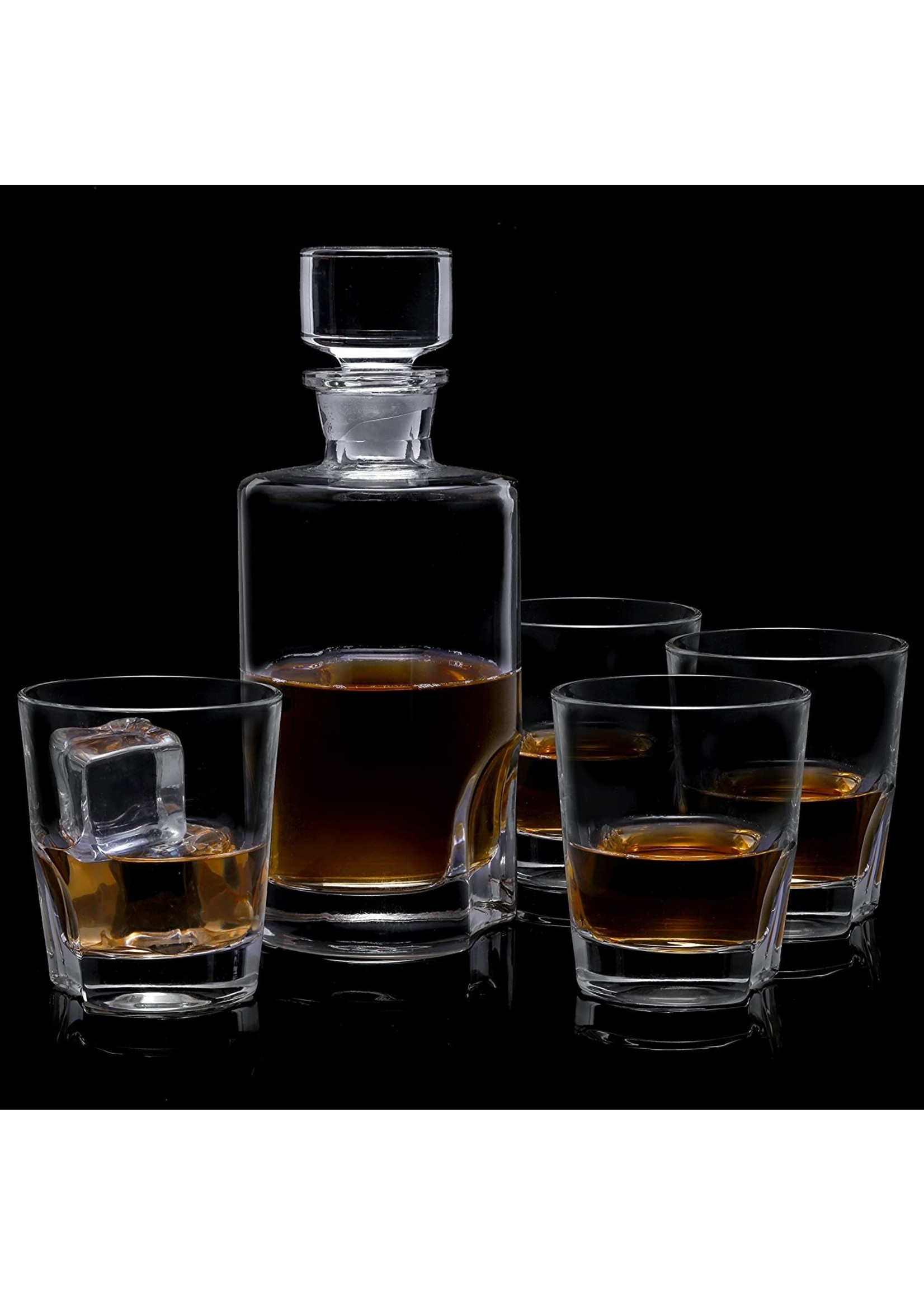 Decanter Whisky Set