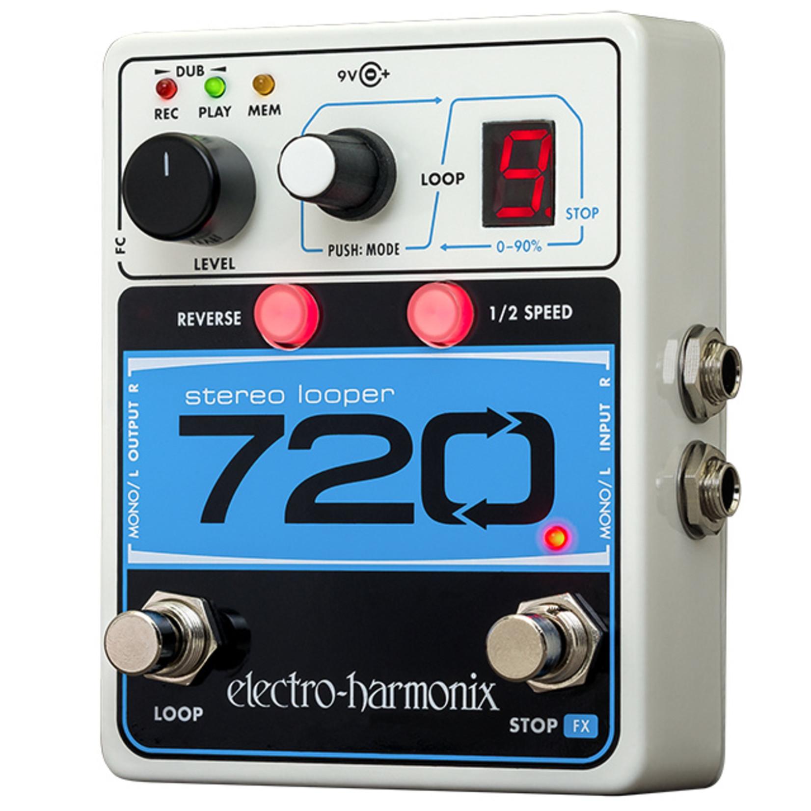 Electro Harmonix Electro Harmonix 720 Stereo Looper