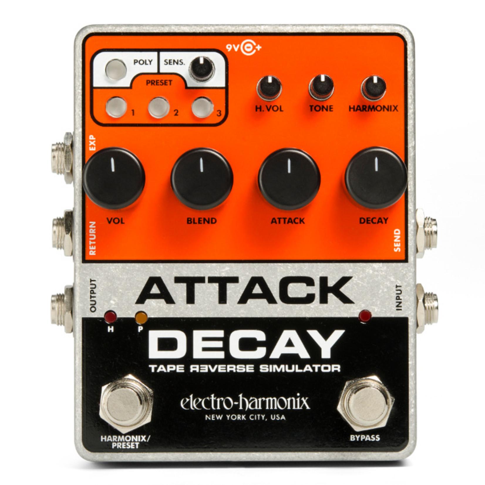 Electro Harmonix Electro Harmonix Attack Decay Tape Reverse Simulator