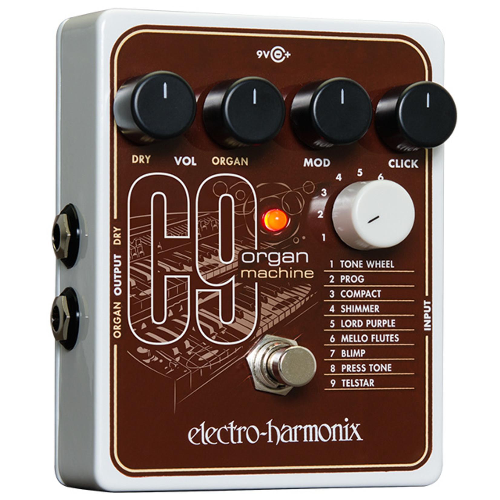 Electro Harmonix Electro Harmonix C9 Organ Machine