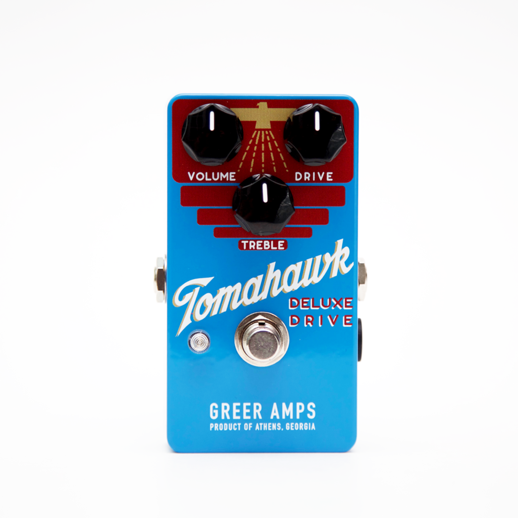 Greer Amps Greer Amps Tomahawk Deluxe Drive