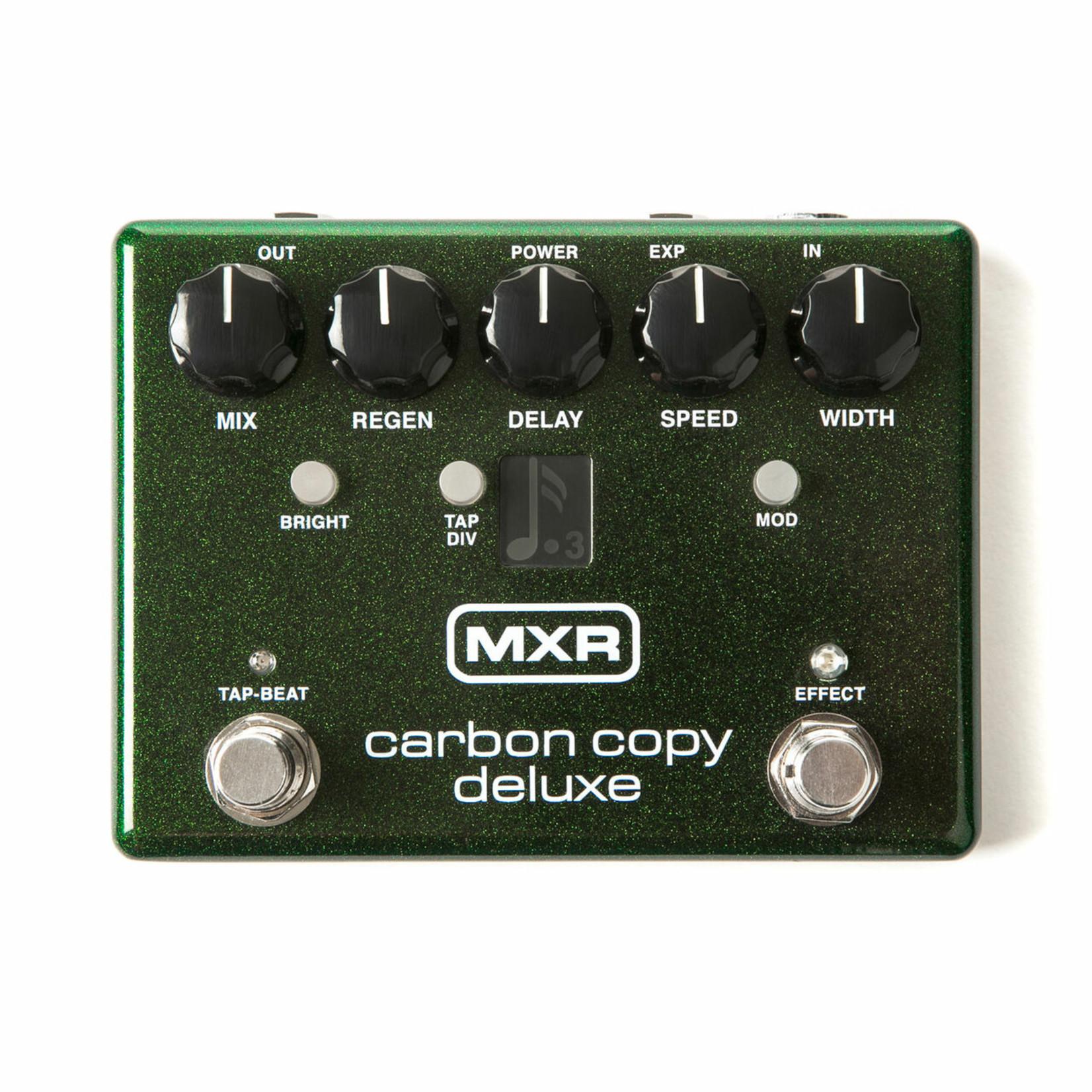 MXR MXR M292 Carbon Copy Deluxe Delay