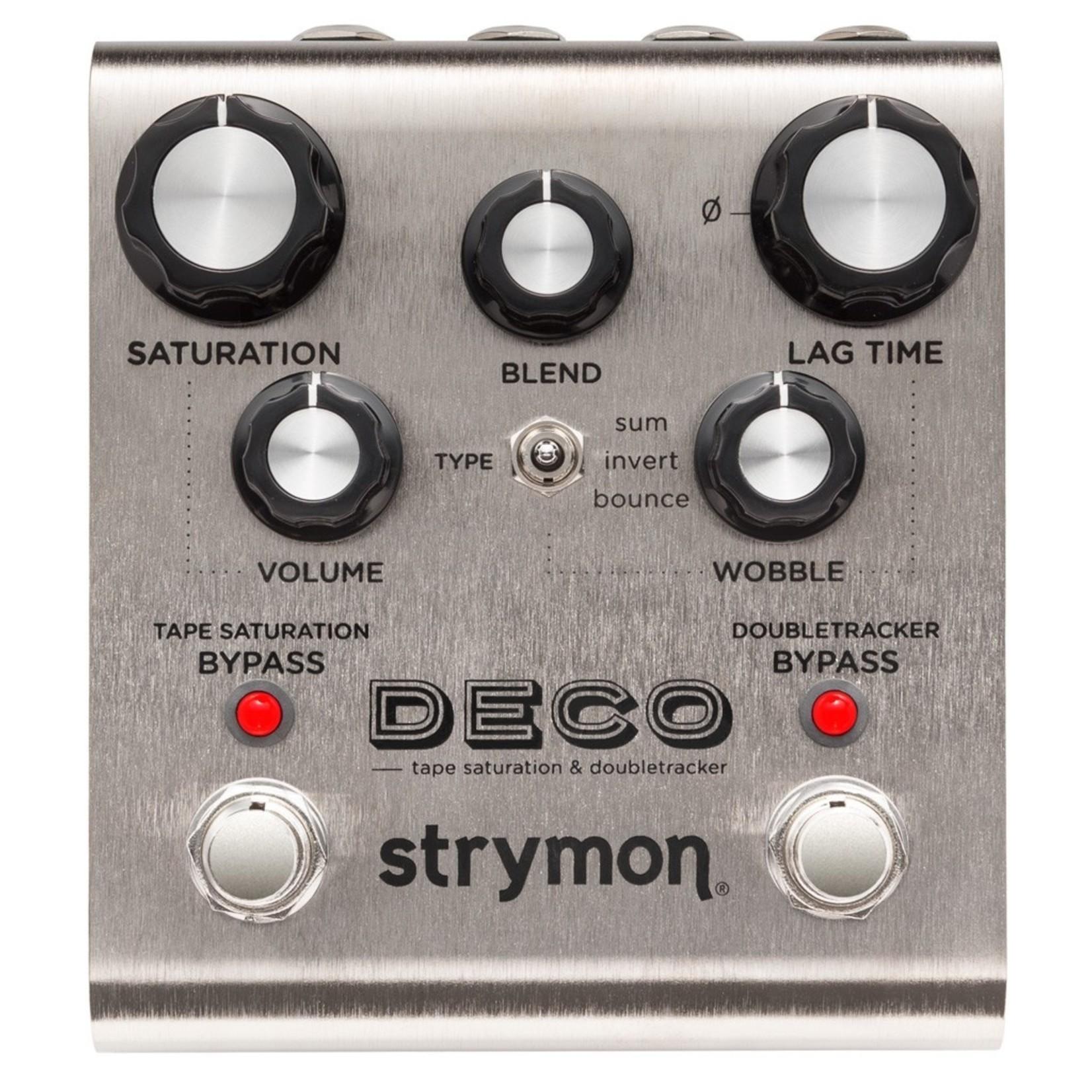 Strymon Strymon Deco Tape Saturation Doubler