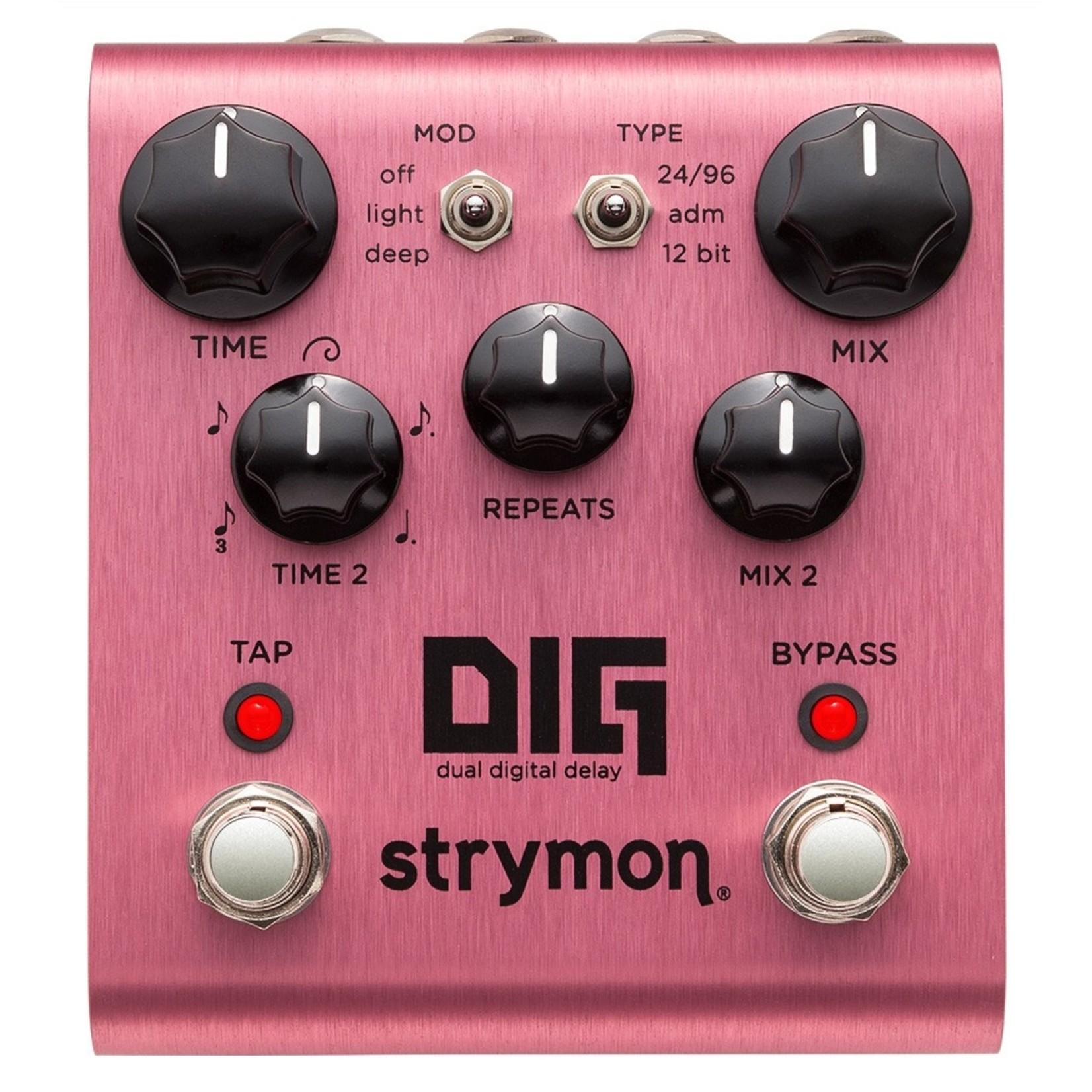Strymon Strymon DIG Dual Digital Delay