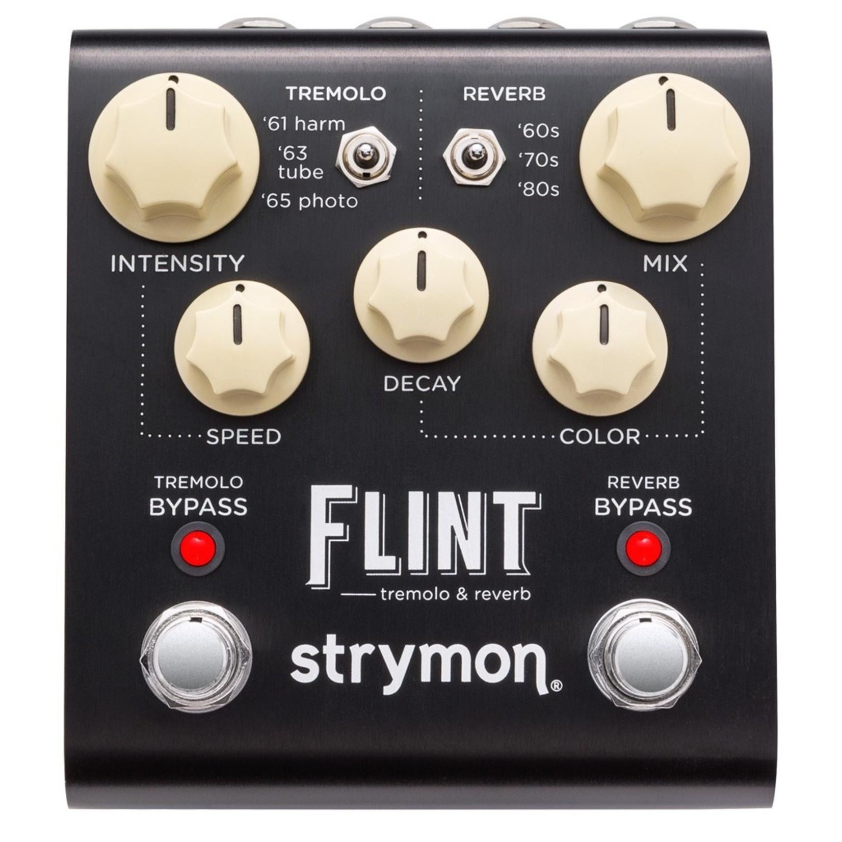 Strymon Strymon Flint Tremolo & Reverb