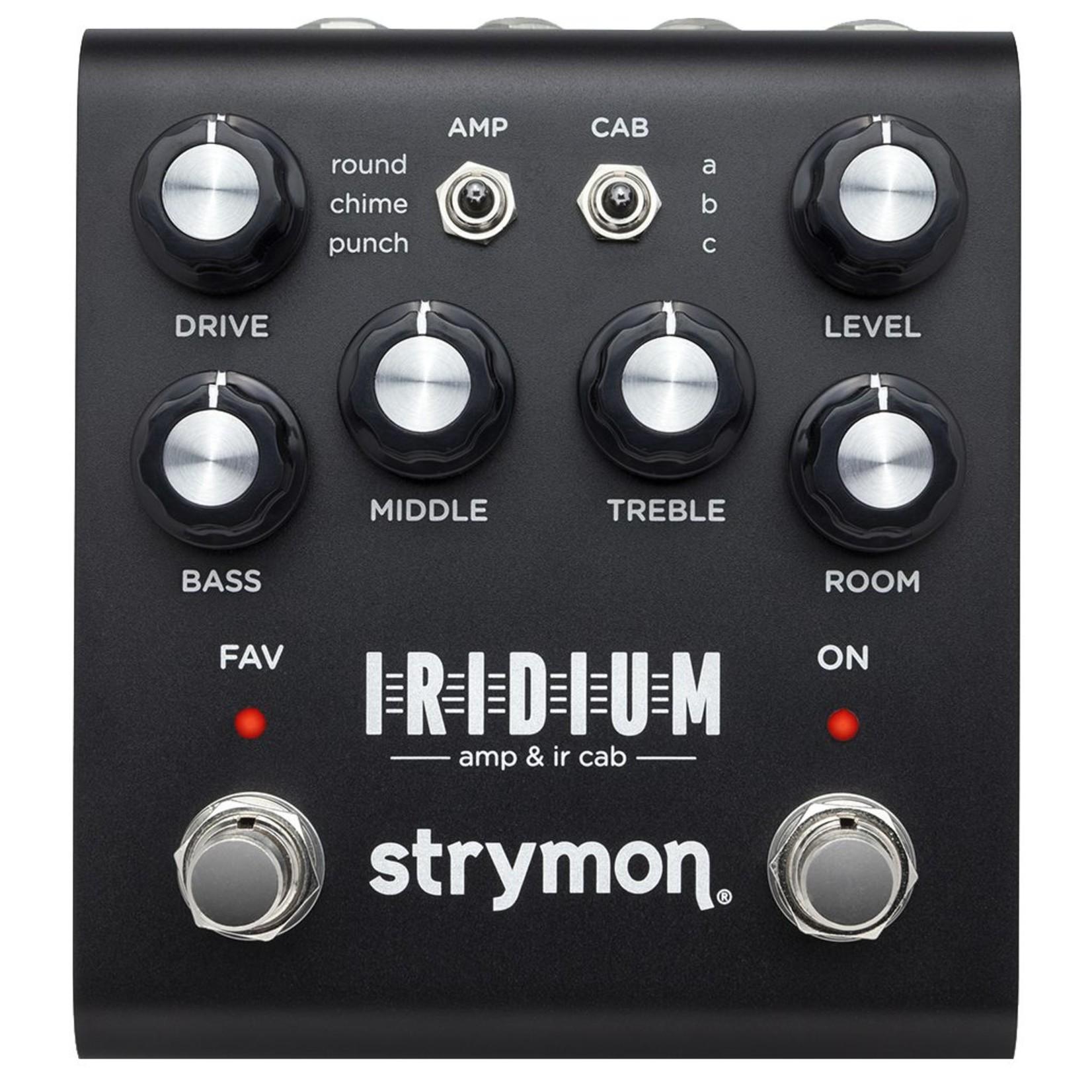Strymon Strymon Iridium Amp and IR Cab Modeler