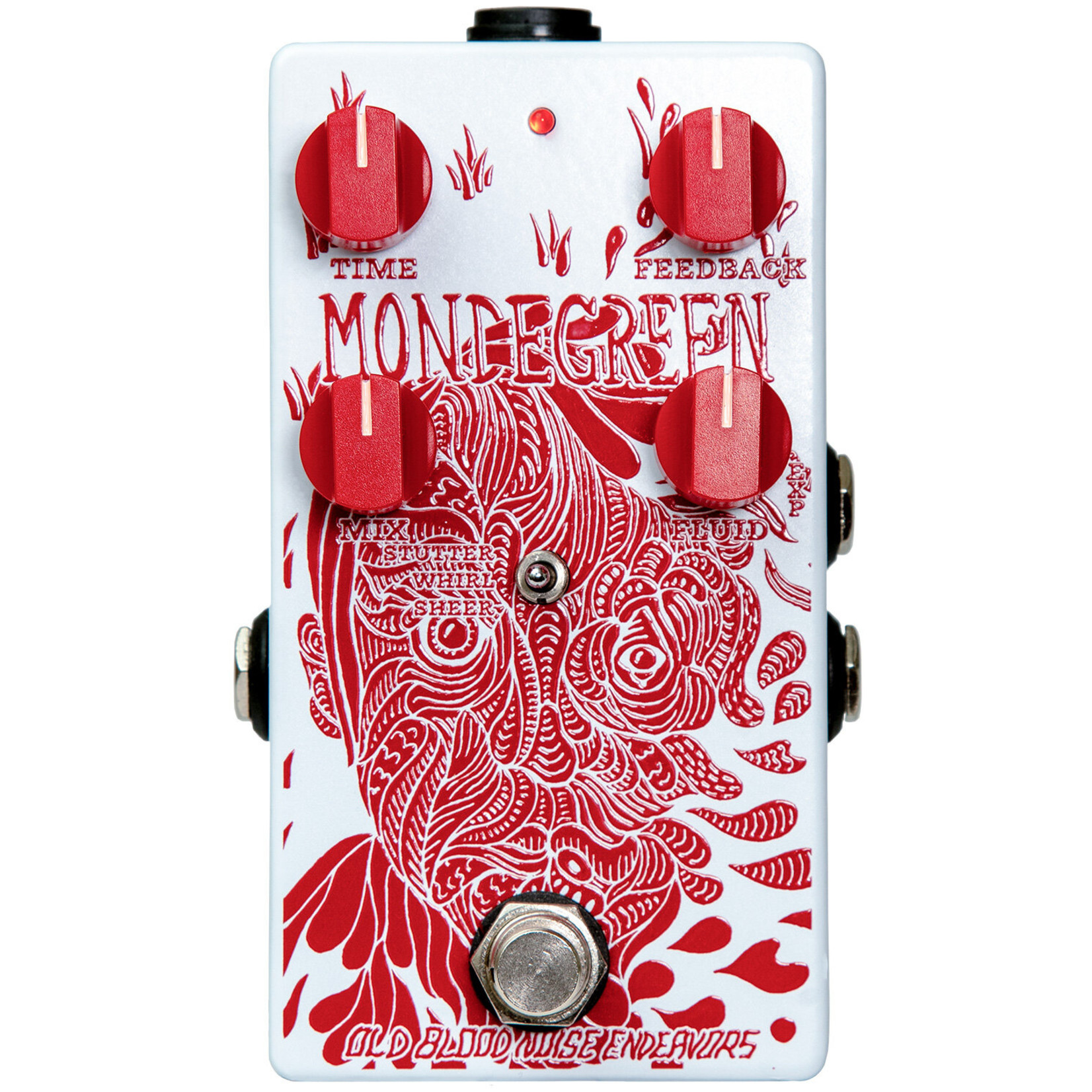 Old Blood Noise Endeavors Old Blood Noise Endeavors Mondegreen Modulated Digital Delay