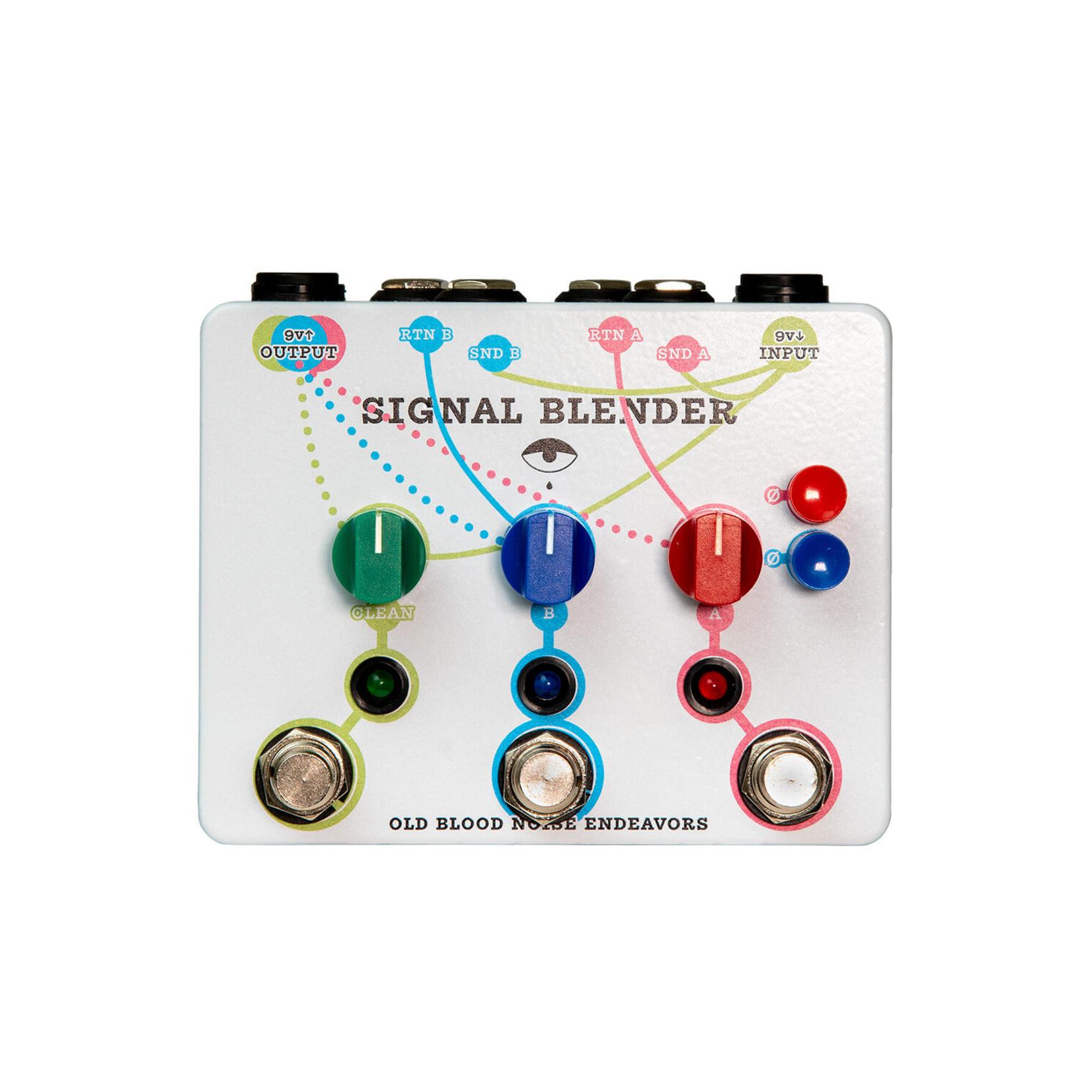 Old Blood Noise Endeavors Old Blood Noise Endeavors Signal Blender