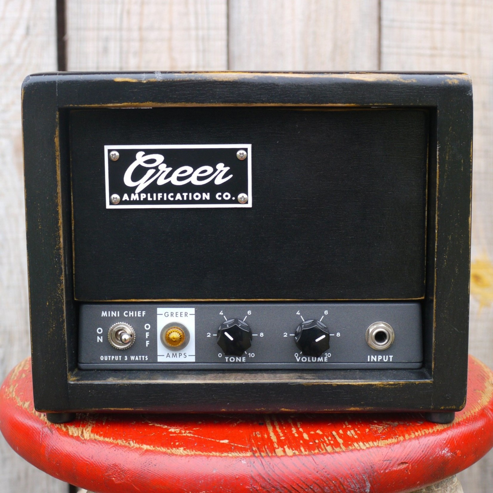 Greer Amps Greer Amps Mini Chief Amp Head