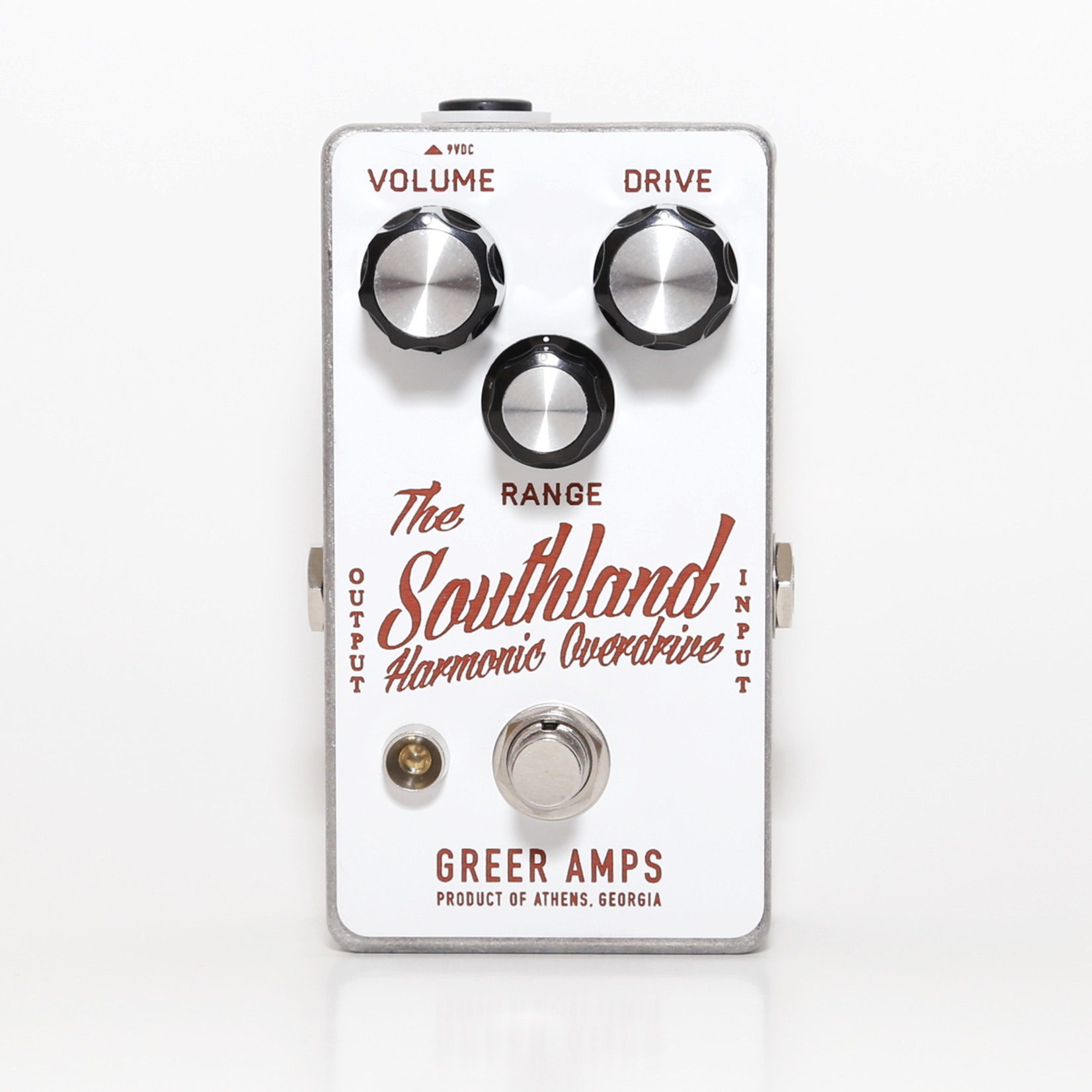 Greer Amps Greer Amps Southland Harmonic Overdrive