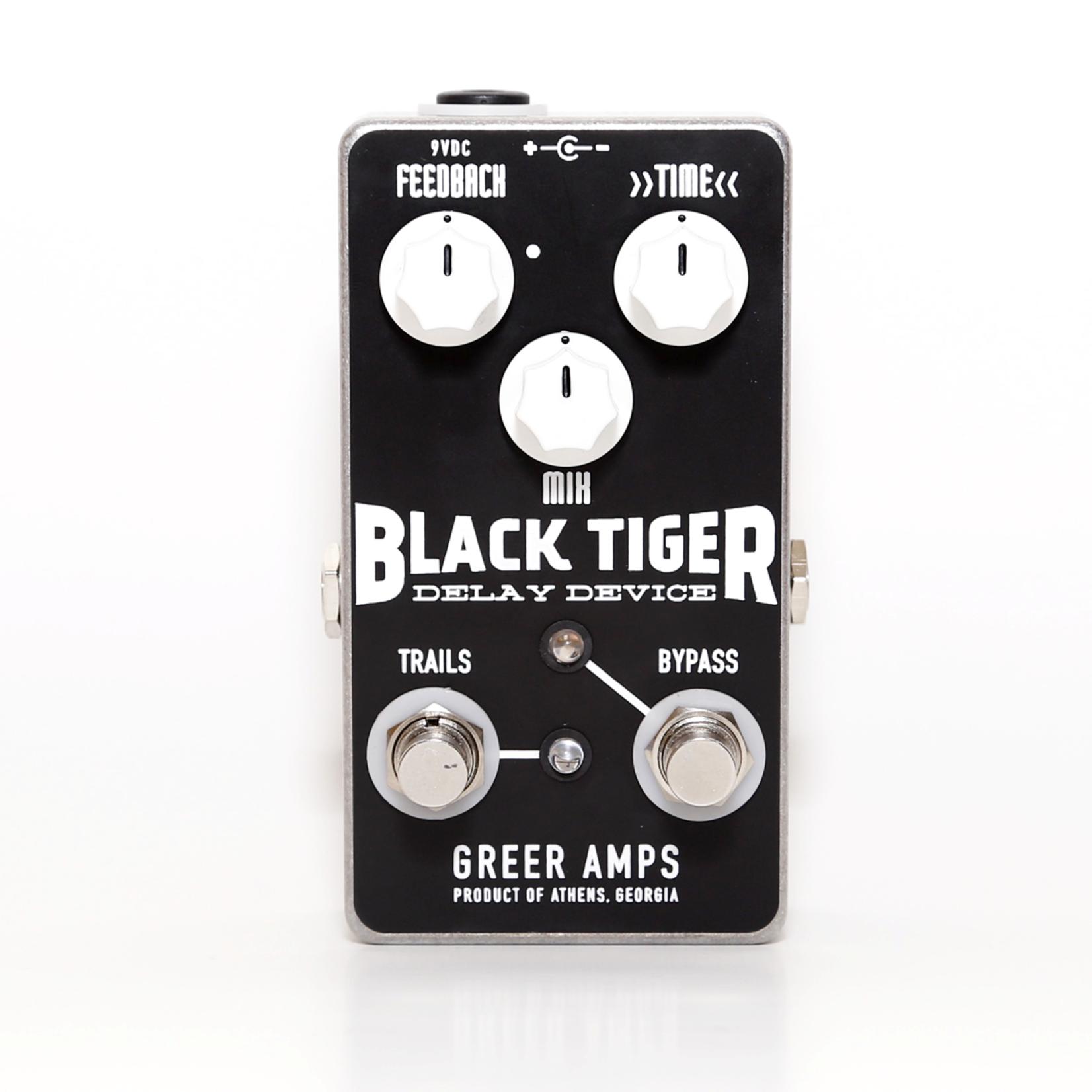 Greer Amps Greer Amps Black Tiger Delay