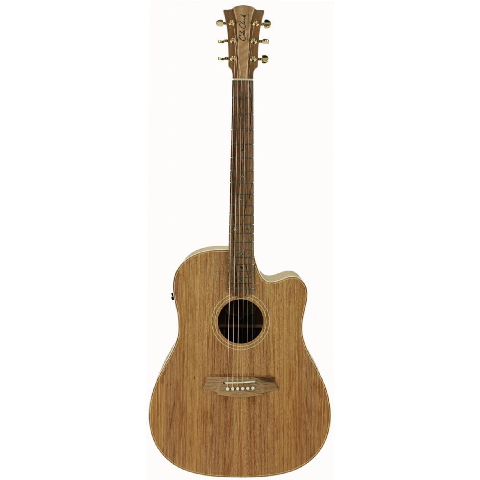 Cole Clark Cole Clark Fat Lady 2 series FL2EC-BLBL acoustic electric guitar