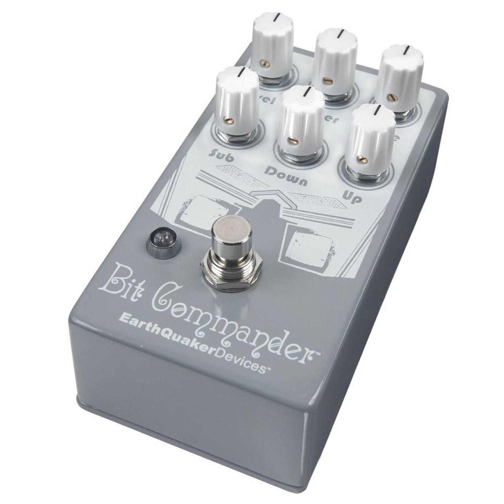 Earthquaker Devices EarthQuaker Devices Bit Commander V2 Octave Synth