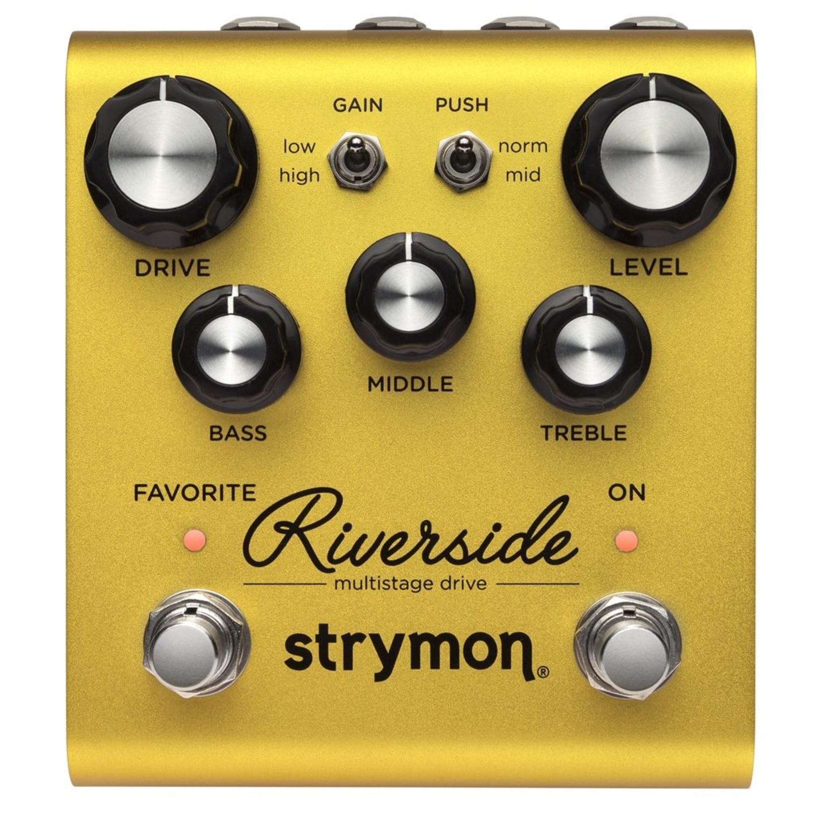Strymon Strymon Riverside Multistage Drive