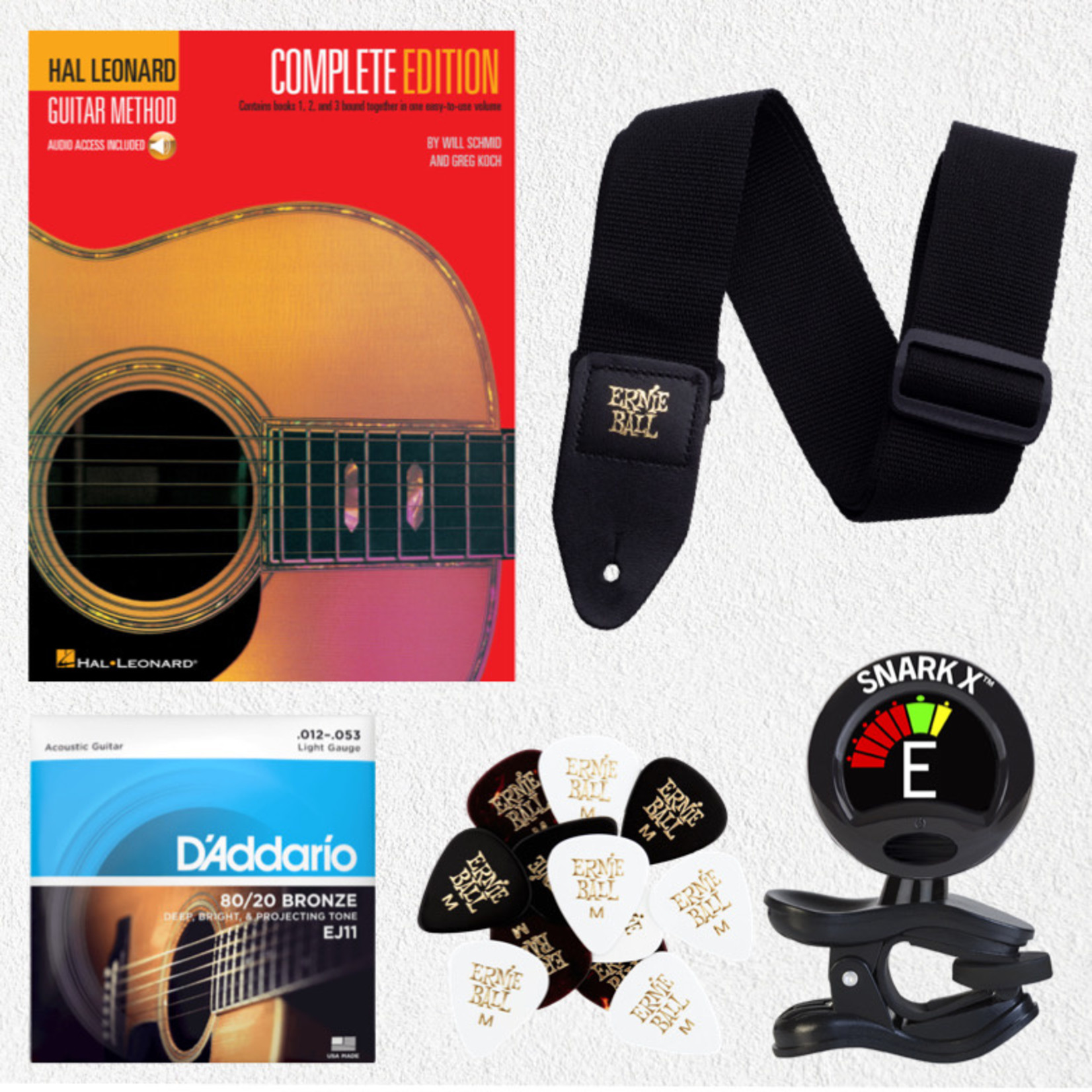 Guitar Class Accessory Kit - Complete