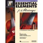 Hal Leonard Essential Elements for Strings Violin Book 2