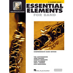 Hal Leonard Essential Elements for Band Clarinet Book 1