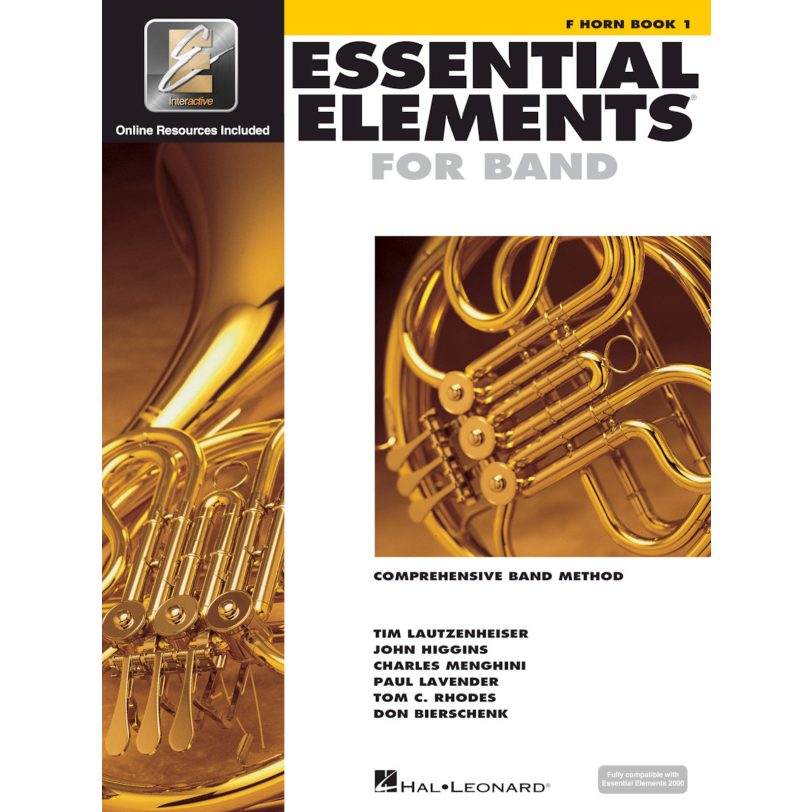 Hal Leonard Essential Elements for Band French Horn Book 1