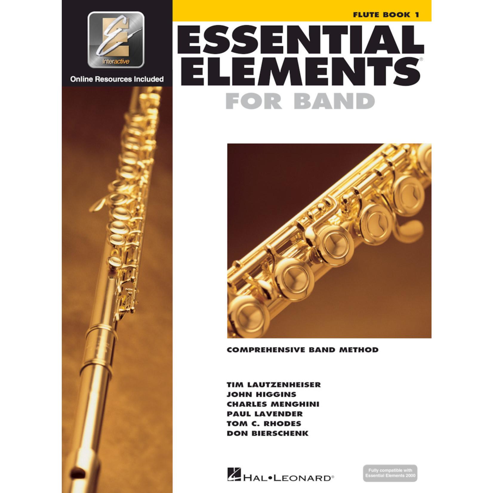 Hal Leonard Essential Elements for Band Flute Book 1