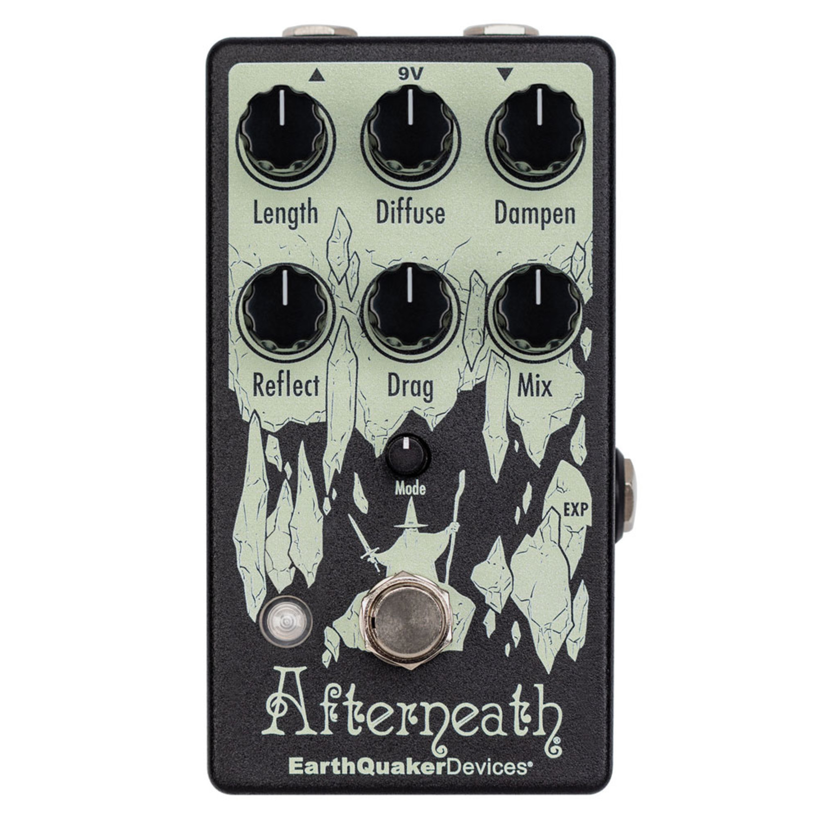 Earthquaker Devices EarthQuaker Devices Afterneath V3