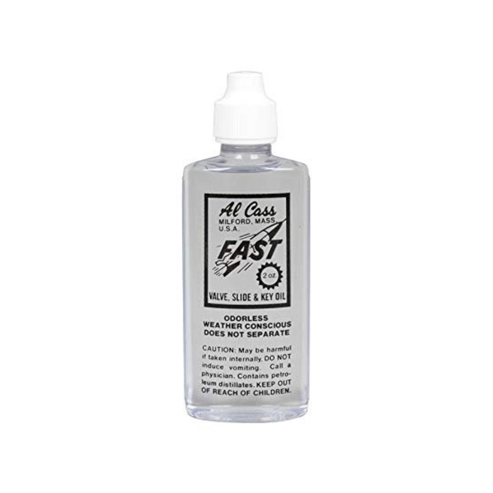 Al Cass FAST Valve Slide & Key Oil