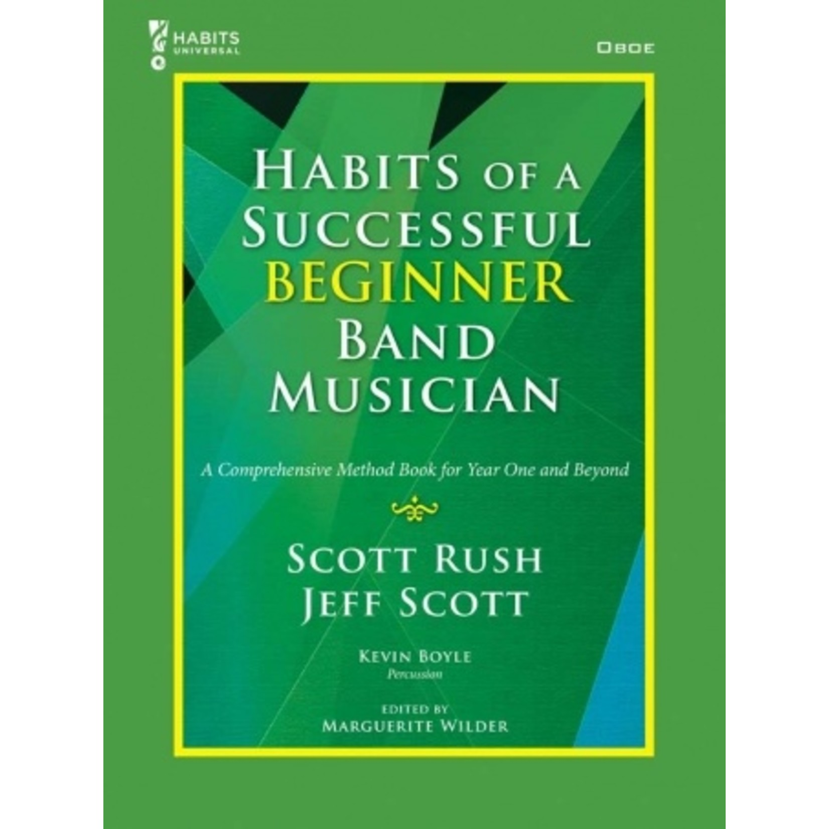 Habits of a Successful Beginner Band Musician - Oboe