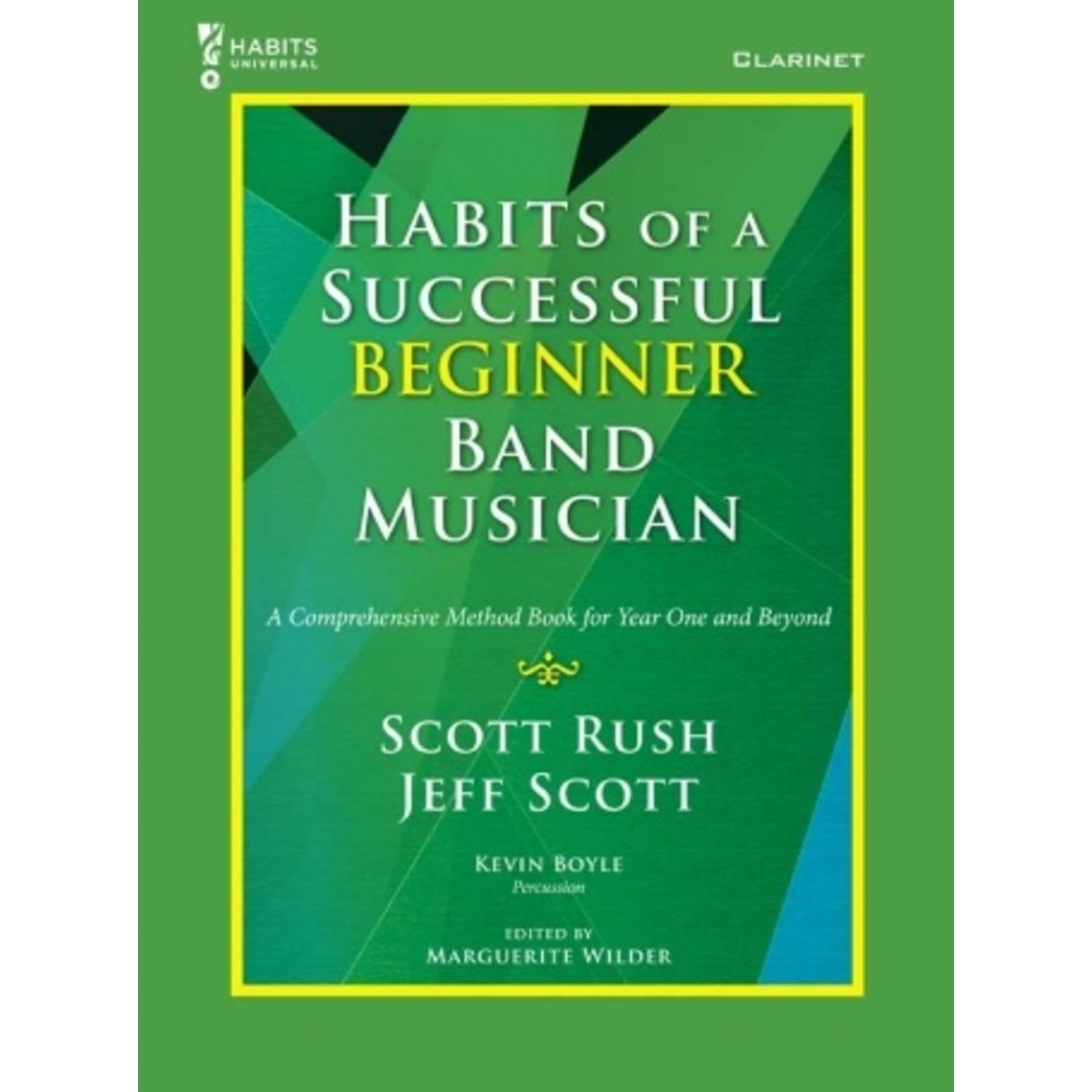 Habits of a Successful Beginner Band Musician - Clarinet