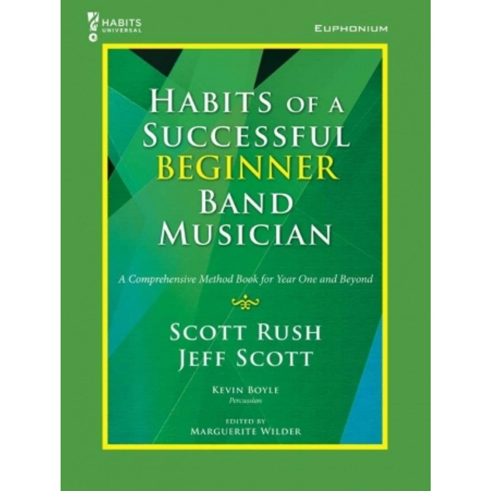 Habits of a Successful Beginner Band Musician - Euphonium