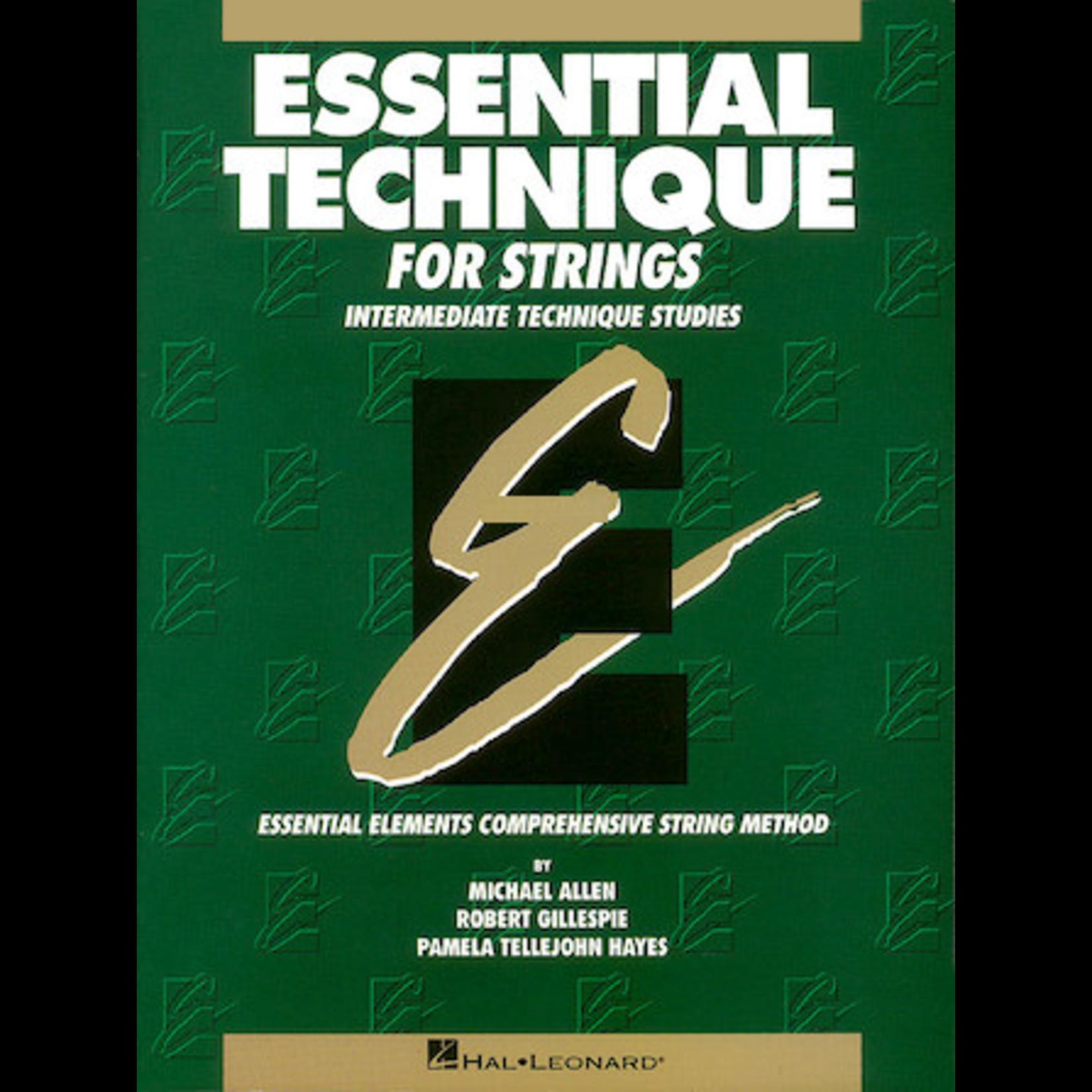 Hal Leonard Essential Technique for Strings - Viola (Original Series)