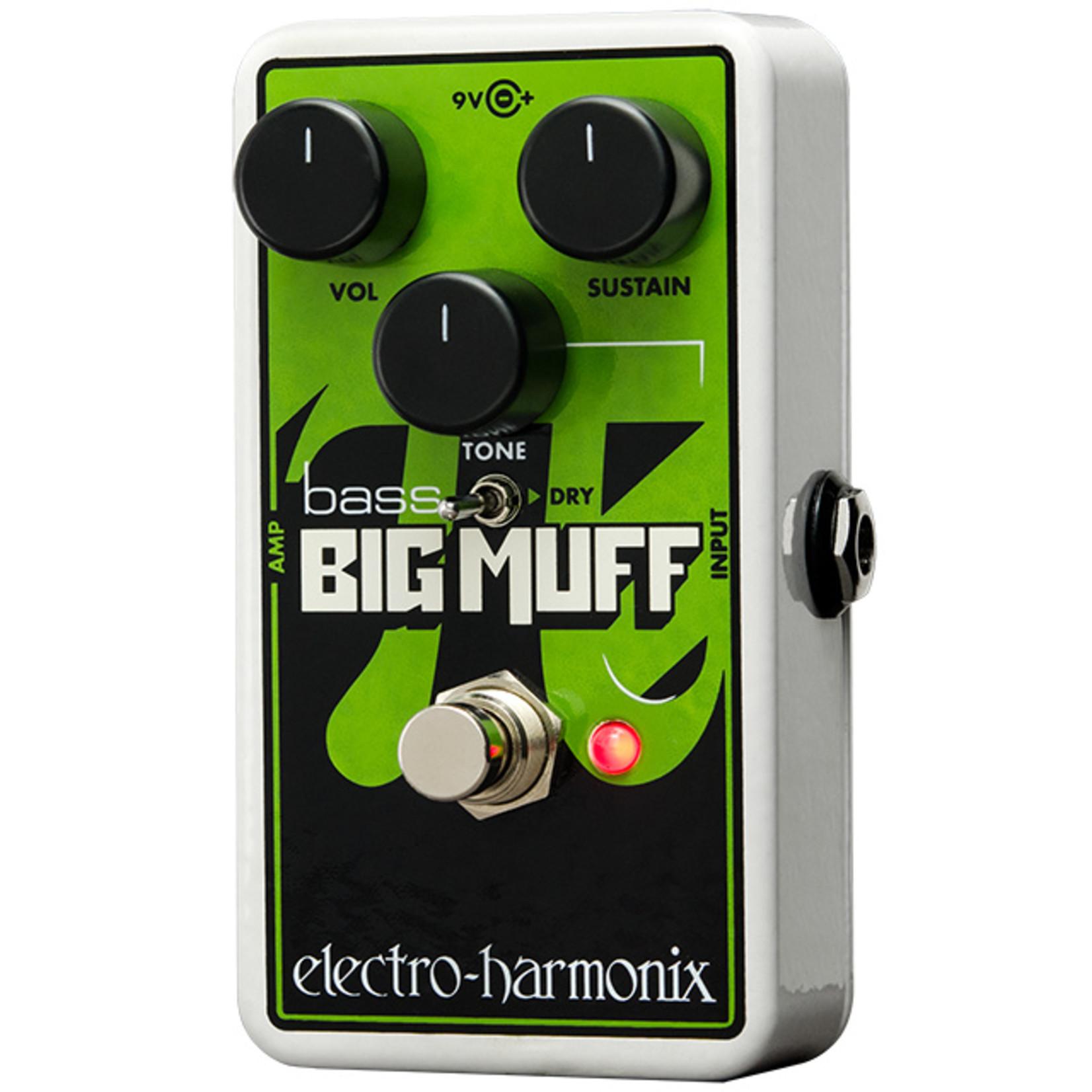 Electro Harmonix Electro Harmonix Nano Bass Big Muff Distortion