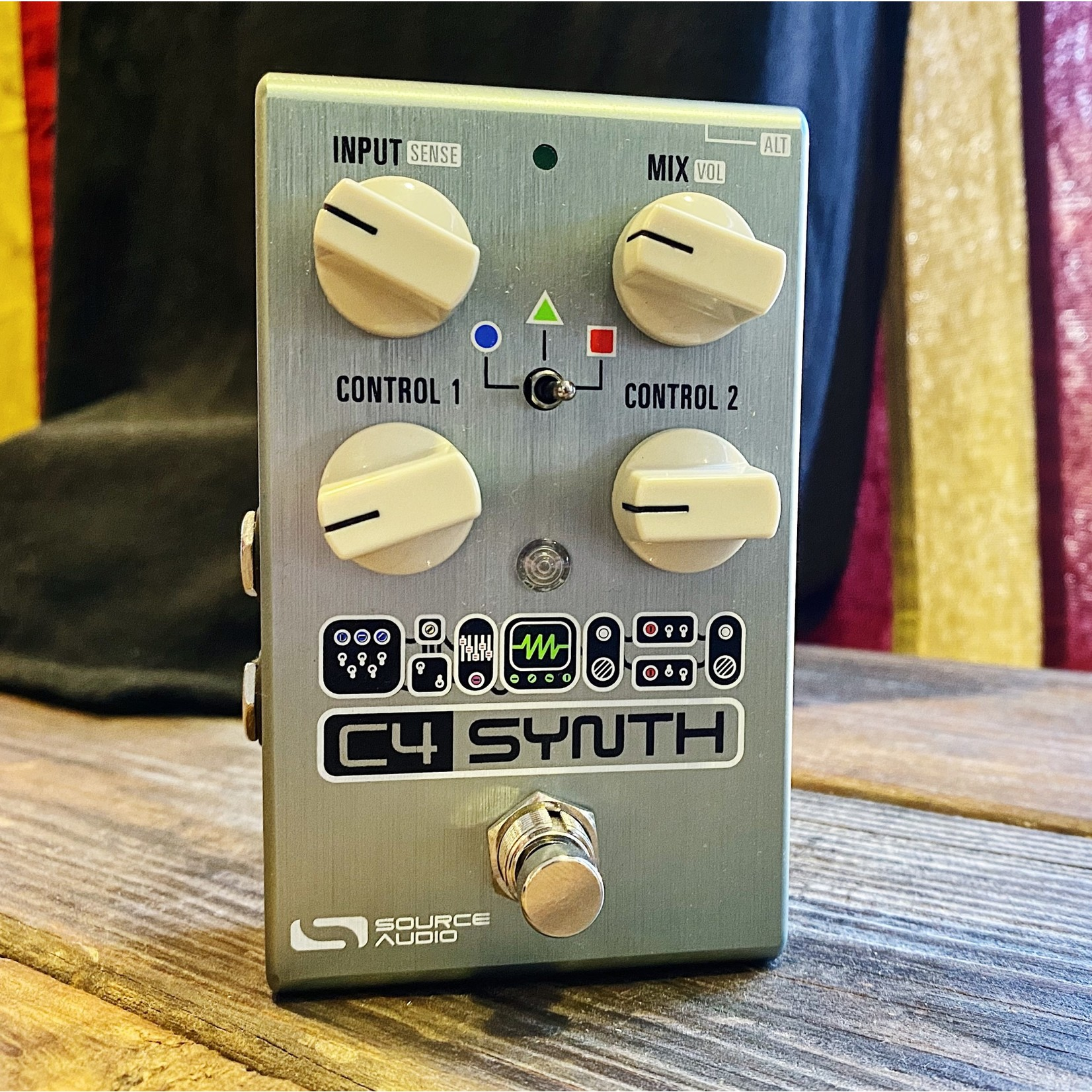 Used Gear USED Source Audio C4 Synth