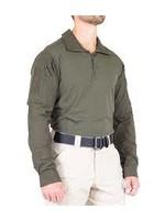 FIRST TACTICAL MEN'S DEFENDER SHIRT L/S OD GREEN