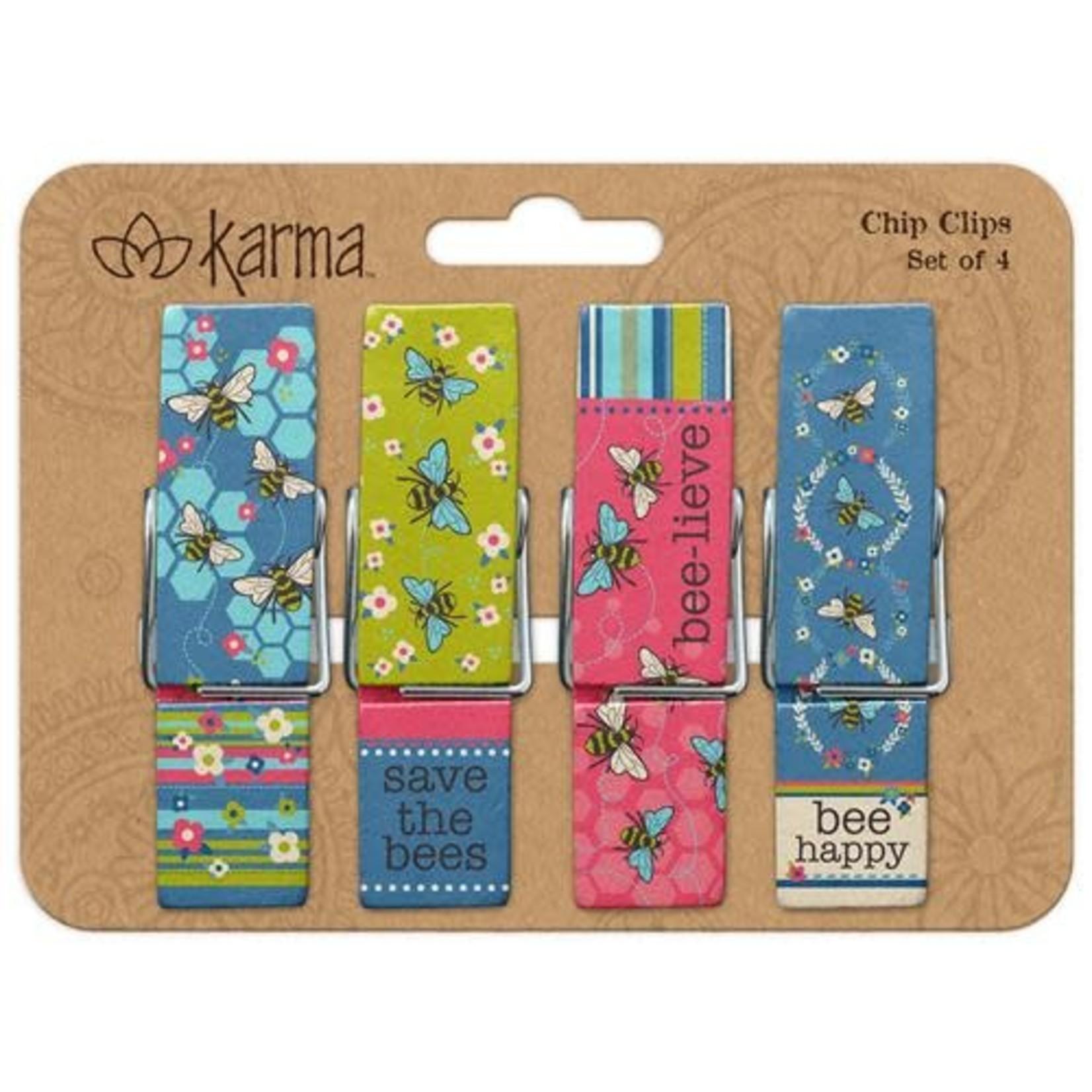 Karma CHIP CLIPS SUGAR BEE (F17)