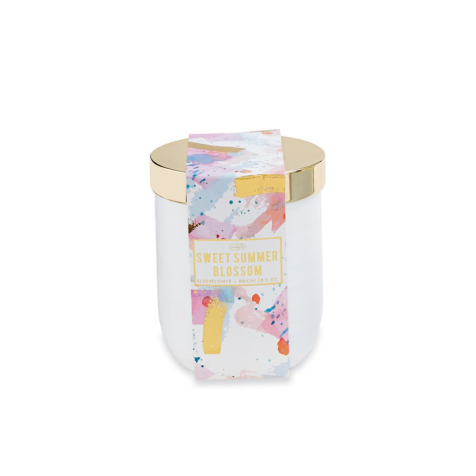 Mudpie Scented Wax Candle